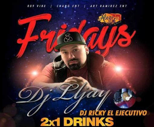 Call 562-243-2581 for Guest List at Alegrias Night Club in Downtown Long Beach